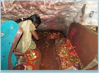 Naag Mandir at Pahari temple