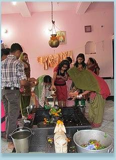 Vishawnath Mandir at Pahari temple