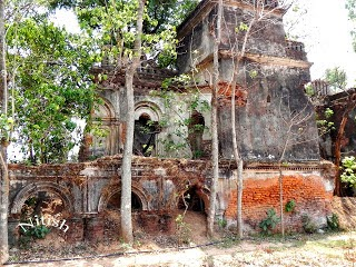Haunted fort of  Jagtpal Sing Rinch