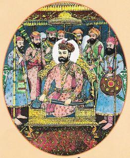 Coronation of Hemu